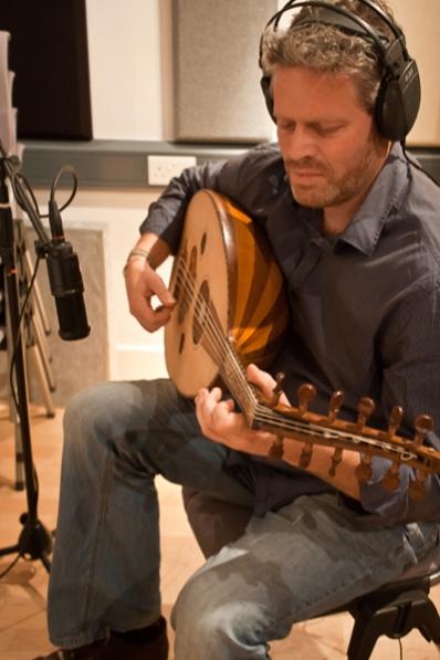 Glenn Sharp oud session