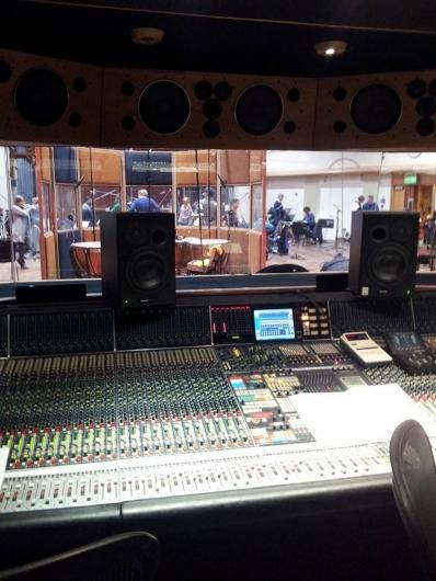 Air Lyndhurst Studios